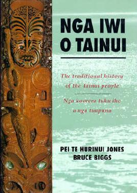 Cover of Ngā Iwi o Tainui