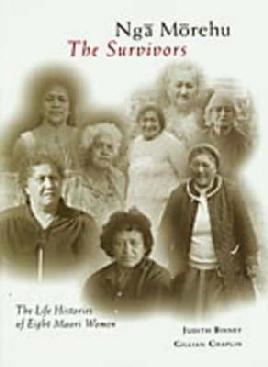 cover of Ngā Mōrehu
