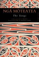 Cover of Ngā mōteatea the songs
