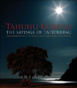 Cover of Tahuhu Korero