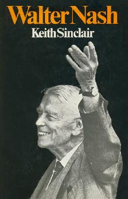 cover of Walter Nash