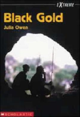 Book Cover of Black Gold