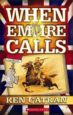 Book Cover of When Empire Calls