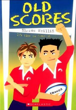 Book cover of Old Scores