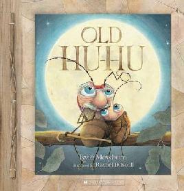Cover of Old Hu-Hu