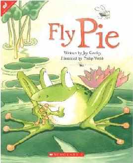 Book Cover of Fly Pie