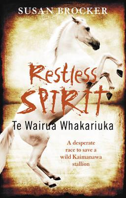 Book Cover of Restless Spirit