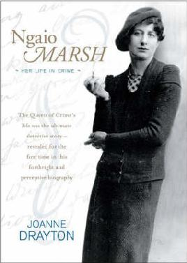 Cover of Ngaio Marsh: her life in crime
