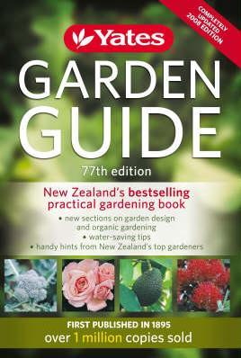 Cover: Yates Garden Guide