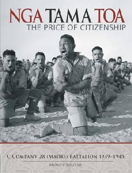 Cover of Nga Tama Toa