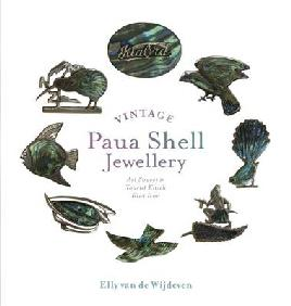 Cover of Vintage Paua Shell Jewellery