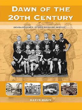Book Cover of Dawn of the 20th Century