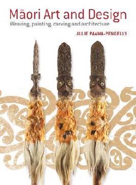 Cover of Maori Art and Design