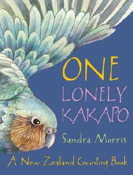 Cover: One Lonely Kakapo