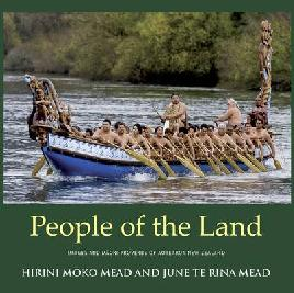 Cover of People of the Land