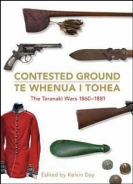 Cover of Contested Ground