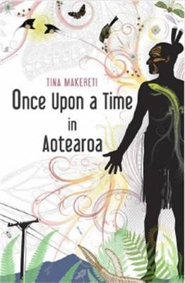 Cover of Once upon a time in Aotearoa