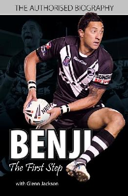 Cover of Benji - my story, by Benji Marshall