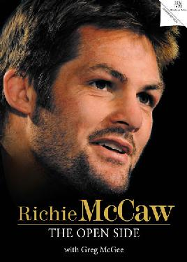 Cover of Richie McCaw