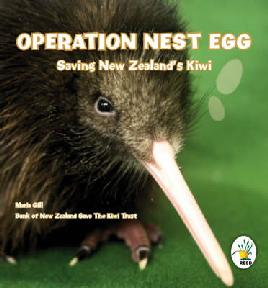 Book Cover of Operation Nest Egg