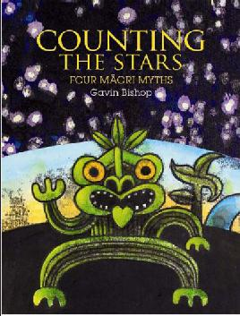 Book Cover of Counting The Stars