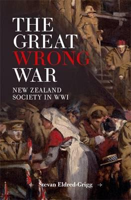 Cover of The great wrong war