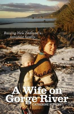 Cover of A wife on Gorge River