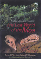 Cover of the Lost World of the Moa