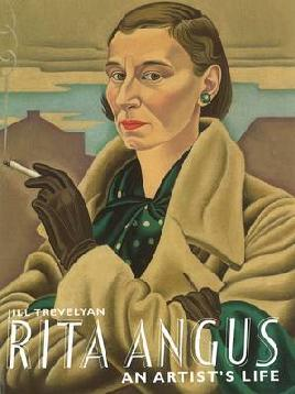 Cover of Rita Angus an artist's life