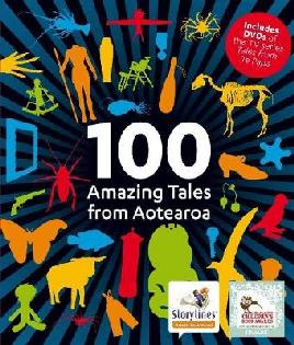 Cover: 100 Amazing Tales of Aotearoa