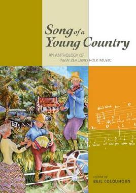 Cover of Song of a young country