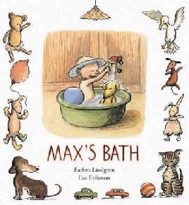 Cover of Max's Bath