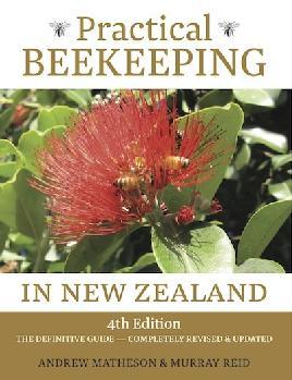 Cover of 'Practical Beekeeping in New Zealand'