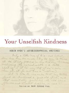 Cover of Your unselfish kindness