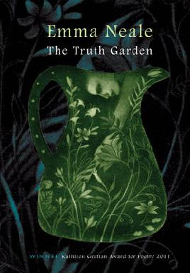 Cover of The truth garden by Emma Neale