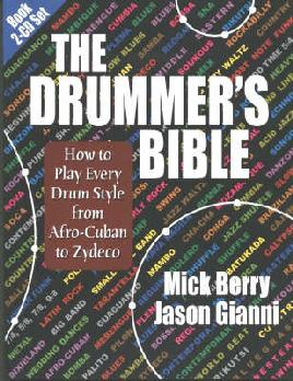 Cover of the drummers bible