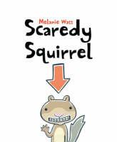 Book cover: Scaredy Squirrel
