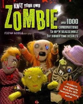 Cover of Knit your own Zombie