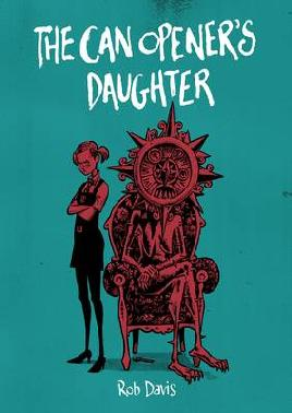 Cover of The Can Opener's daughter
