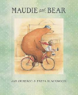 Cover of Maudie and Bear