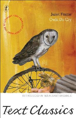 Cover of Owls Do Cry