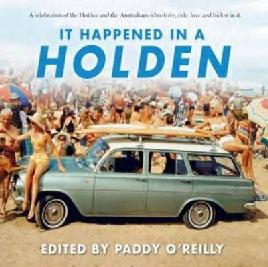 Cover of It happened in a Holden