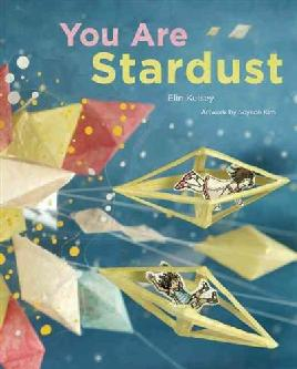 Book cover of You are stardust