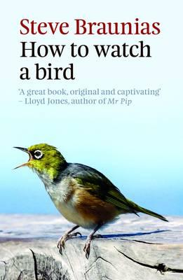 Cover of How to watch a bird