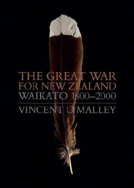 Cover of The great War for New Zealand
