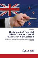 Cover of The impact of financial information