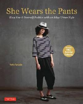 Cover of She wears the pants