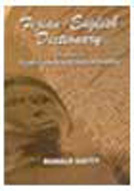 Cover of Fijian-English dictionary