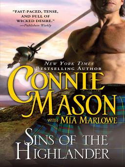Cover of Sins of the highlander