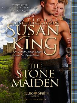 Cover of The stone maiden